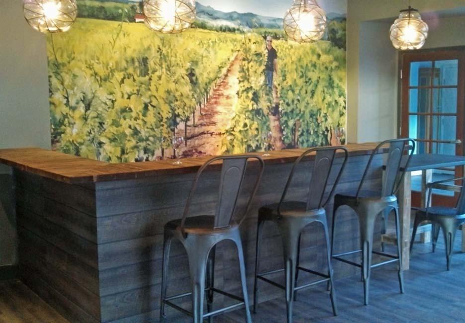 Zilaro Wine Tasting Room